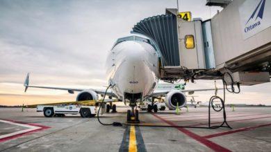 تصویر از فرودگاه اتاوا پروازهای بینالمللی را از ۳۱ اکتبر از سر خواهد گرفت