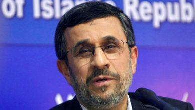 تصویر از رئیس جمهور سابق ایران که از نمایشگاه اکسپو دبی اخراج شده بود به ایران بازگشت